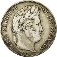 Monnaie, France, Louis-Philippe, 5 Francs, 1843, Bordeaux, TB, Argent, KM:749.7 - France