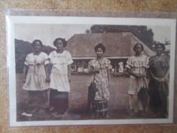 Jeunes Eleves Des Soeurs D Apia ; Iles Samoa - Samoa