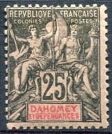 Dahomey              1  * - Dahomey (1899-1944)