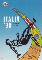 CPA SOCCER, ITALY'90 WORLD CUP - Fútbol