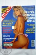 1993 Spanish Men´s Magazine - Naked Louise Payne & Fred Fairbrass - [3] 1991-…