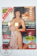 1992 Spanish Men´s Magazine - Gail Mckenna Nude Pictures. Yoko Ono Topless. Elton John. - Revistas & Periódicos
