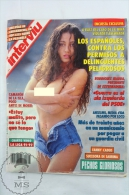 1992 Spanish Men´s Magazine - Fanny Cadeo Next Girl After Sabrina Salerno - Revistas & Periódicos