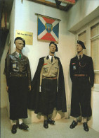 63 CHATEL- GUYON  (PUY-DE-DÔME). CHANTIERS DE JEUNESSE..11 CARTES POSTALES MODERNES ..C0004 - Militaria