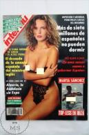 1992 Spanish Men´s Magazine - Petra Dupré, Nina Siemazko - Revistas & Periódicos