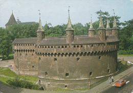 Polonia--Krakow--1985--Barbakan (XV W )----a, Villers Les Nancy, Francia - Castillos