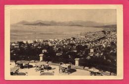 06 ALPES-MARITIMES CANNES, Vue Prise De L'Auberge De Super-Cannes, 1938, (Auberge De L'Observatoire) - Cannes