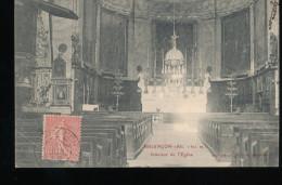 05 -- Briancon -- Interieur De L'Eglise - Briancon