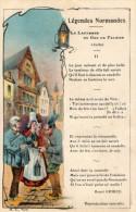 Postcard / CP / Normandie / Légendes / La Lanterne Du Gas De Falaise / Henri Ermice / Ed. H. E. Vire / 1921 - France
