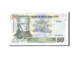 Scotland, 50 Pounds, 1999, KM:122b, Undated, NEUF - Ecosse