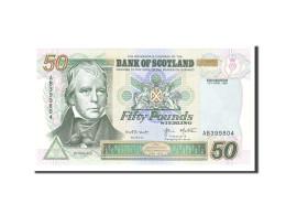 Billet, Scotland, 50 Pounds, 1999, Undated, KM:122b, NEUF - 50 Pounds