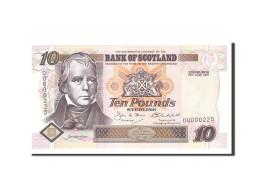 Scotland, 10 Pounds, 2001, KM:120d, Undated, NEUF - [ 3] Scotland