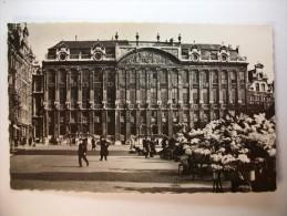 Carte Postale Bruxelles Maison Des Anciens Ducs De Brabant, Brussel Huis Der Hertogen Van Brabant (oblitérée 1965) - Monumenten, Gebouwen
