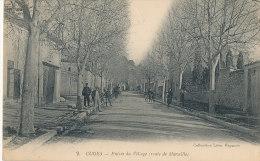 13 // CUGES   Entrée Du Village, Route De Marseille Coll Espanet 2 - Andere Gemeenten