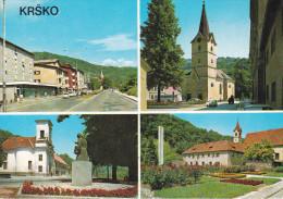 Yugoslavia--1978--Krsko----a,Albestroff, Francia - Yugoslavia