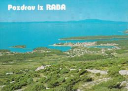 Yugoslavia--1981--Pozdrav Iz Raba---Rab-a, Freyming, Francia - Yugoslavia