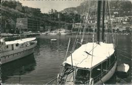 MONACO PORT BATEAUX  RIVIERA - Port