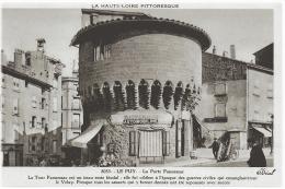 LE PUY EN VELAY - LA PORTE PANNESSAC - Le Puy En Velay
