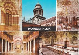 Hungria-- Pannonhalma--Patrimonio De La Humanidad--1990 - Hungría