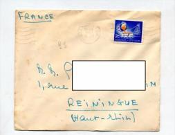 Lettre Flamme Muette Standerton Sur Or - Afrique Du Sud (1961-...)