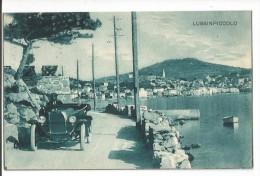 CROATIA, LOŠINJ LUSSINPICCOLO CAR, USED - Kroatien