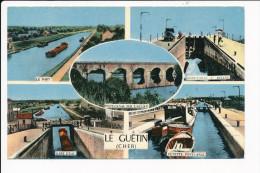 Carte LE QUETIN ( Format C.P.A ) ( Recto Verso ) - France