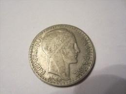 10 FRANCS  ARGENT 1946 - K. 10 Francs