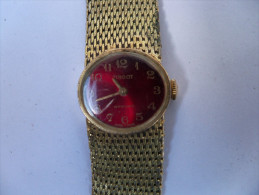 Montre Vintage TISSOT Modéle Stylist. - Horloge: Modern
