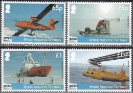 British Antarctic Territory 2014 Istar Neuf ** - Territoire Antarctique Britannique  (BAT)