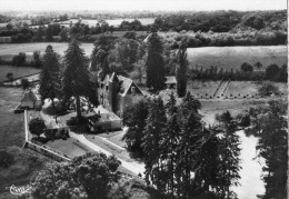 LOURDOUEIX-SAINT-PIERRE VUE AERIENNE AERIUM DU CHATEAU DE WOST - France