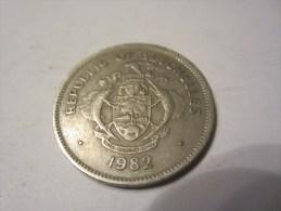 REPUBLIC OF SEYCHELLES ONE RUPEE 1982 - Seychelles