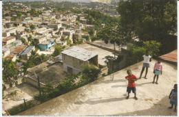 HAÏTI. Martissant, Le Grand Bidonville De Port-au-Prince.,  Carte Postale De Soutien à Médecins Sans Frontières. - Postales