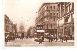 Tarjeta Postal De  Belfast  Circulada 1931 - Sin Clasificación
