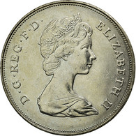 Monnaie, Grande-Bretagne, Elizabeth II, 25 New Pence, 1981, SUP+, Copper-nickel - 1971-… : Monedas Decimales