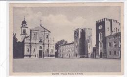CARD GOITO  PIAZZA TRENTO E TRIESTE  (MANTOVA)     -FP-N-2-0882-25064 - Mantova