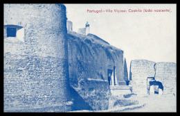 VILA VIÇOSA - CASTELOS - ( Lado Nascente) Carte Postale - Evora