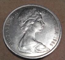 20 Cents Elizabeth II 1966 - Monnaie Décimale (1966-...)