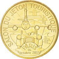 France, Tourist Token, 75/ Paris - Salon Du Jeton Touristique, 2015, MDP - France