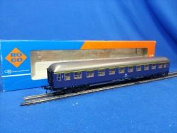 ROCO International H0 CARROZZA DB 1° CLASSE Rif. 4296 - Scompartimento Viaggiatori