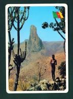 CAMEROON  -  Paysage Du Kapsiki  Unused Postcard - Cameroon