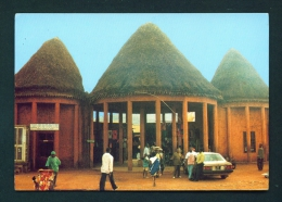 CAMEROON  -  Dschang  Marche Central  Unused Postcard - Cameroon
