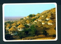 CAMEROON  -  Waza Camp  Unused Postcard - Cameroon