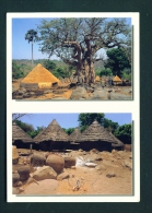 CAMEROON  -  Concession  Dual View  Unused Postcard - Cameroon