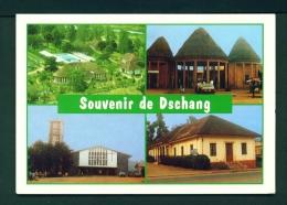 CAMEROON  -  Dschang  Multi View  Unused Postcard - Cameroon