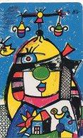 Dessin BD  Clown Télécarte Allemagne Telefonkarte Phonecard B361 - Zodiaque