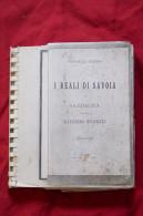 PHOTOCOPIE Sardegna I Reali Di Savoia Savoie Francesco Corona FOTOCOPIA - Livres Anciens