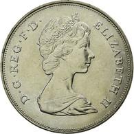 Monnaie, Grande-Bretagne, Elizabeth II, 25 New Pence, 1981, SUP+, Copper-nickel - 1971-… : Monnaies Décimales