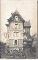 GRANVILLE - Chalet Beau-Site - CARTE PHOTO - Granville