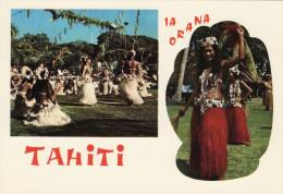 """Images Du Film """"Danses De Tahiti"""" Consacré Au Folklore Polynésien - Tahiti"""