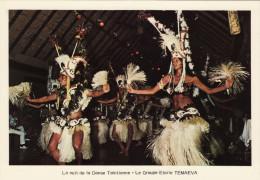 Tahiti - Hotel Taaone - La Nuit De La Danse Tahitienne - Le Groupe Etoile Temaeva - Tahiti